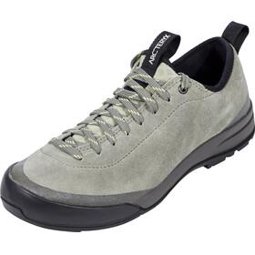 Arc'teryx Acrux SL Leather GTX Approach Shoes Women Castor Gray/Shadow